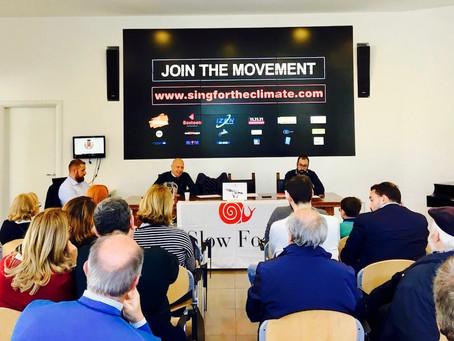 Capri: Assemblea dei Soci, una canzone per il Clima con le associazioni ambientaliste