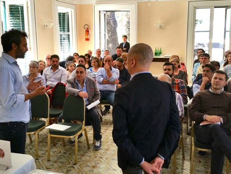 16 maggio - Rinnovate le cariche di Slow Food Costiera Sorrentina e Capri, eletto il nuovo comitato