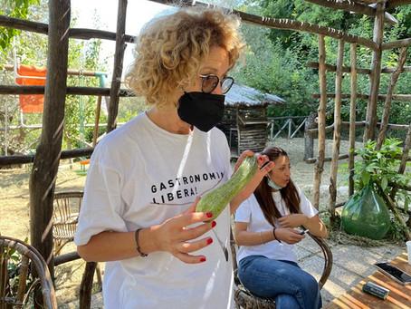 Castellammare: Legambiente per un giorno con le aziende agricole della chiocciola