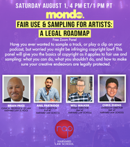 Fair Use & Sampling for Artists: A Legal Roadmap