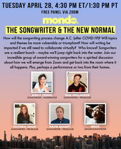 The Songwriter and the New Normal
