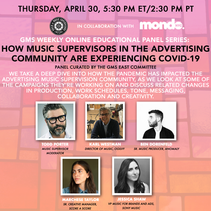 How Music Supervisors in Advertising are Experiencing COVID-19