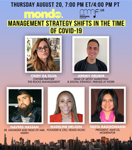 Management Strategy Shifts in the Time of Covid-19