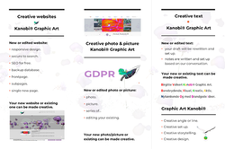 Creatives 3D prints Folder English Page 2