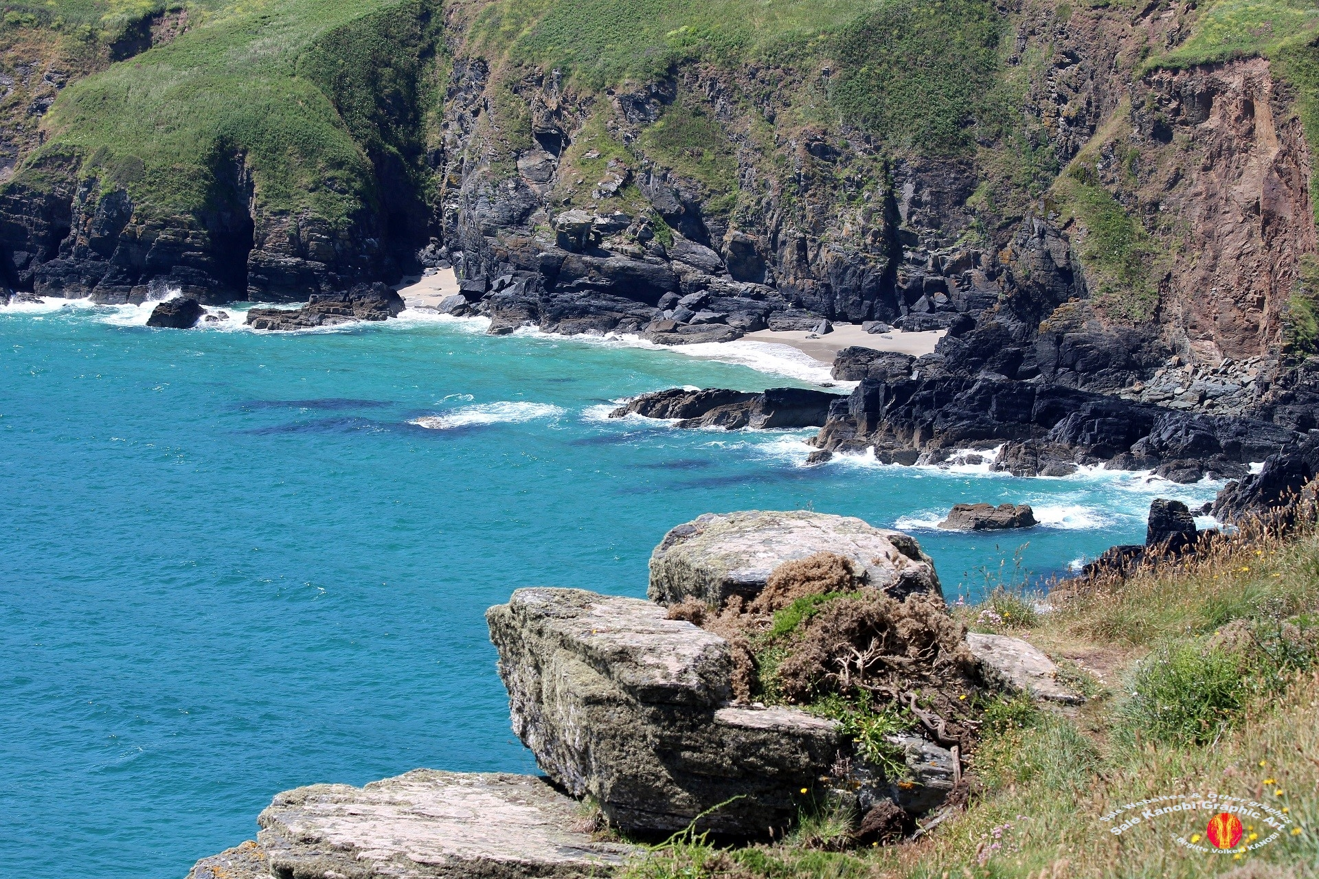 Housel Bay Beach 9