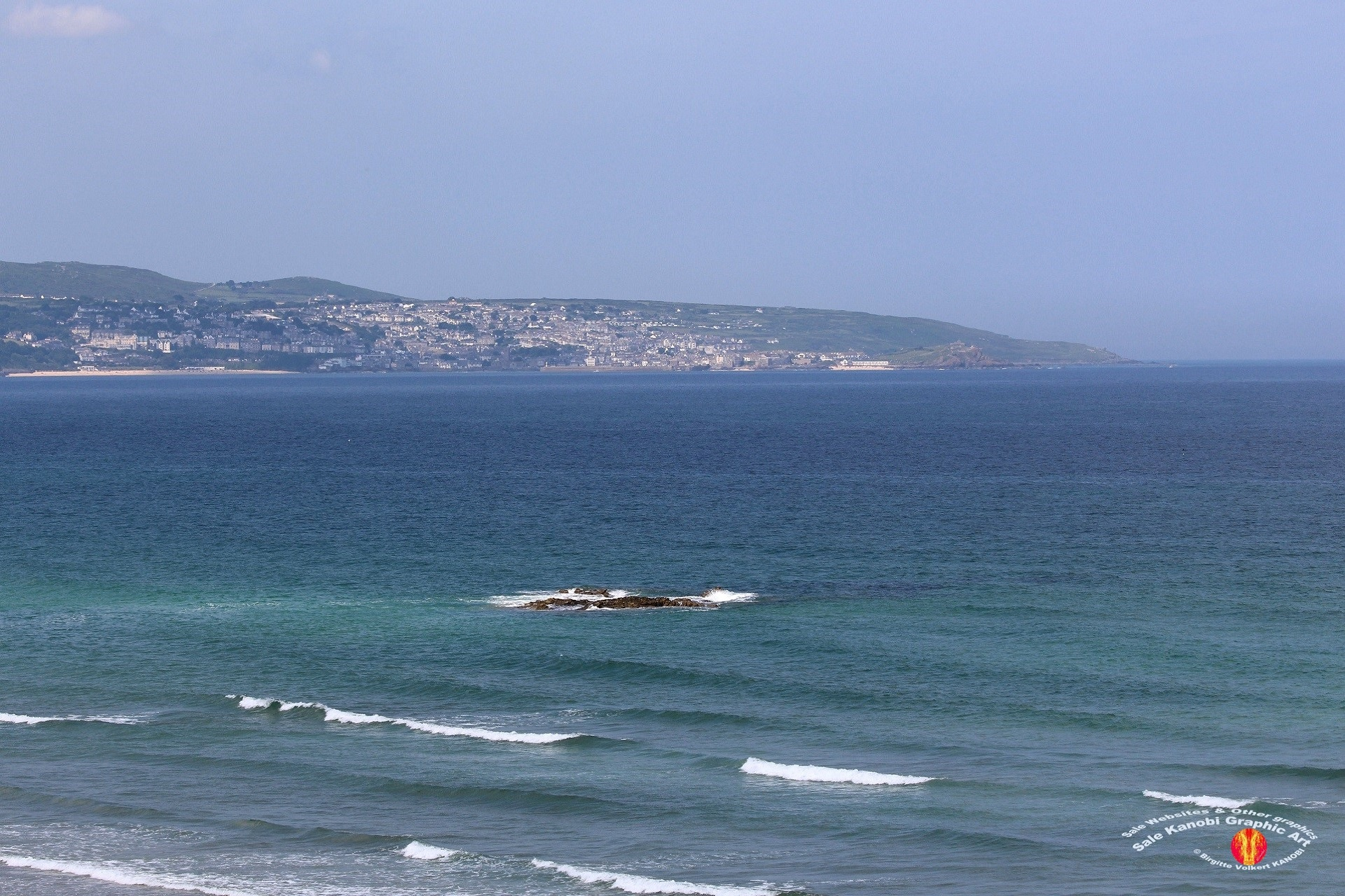 East of St. Ives