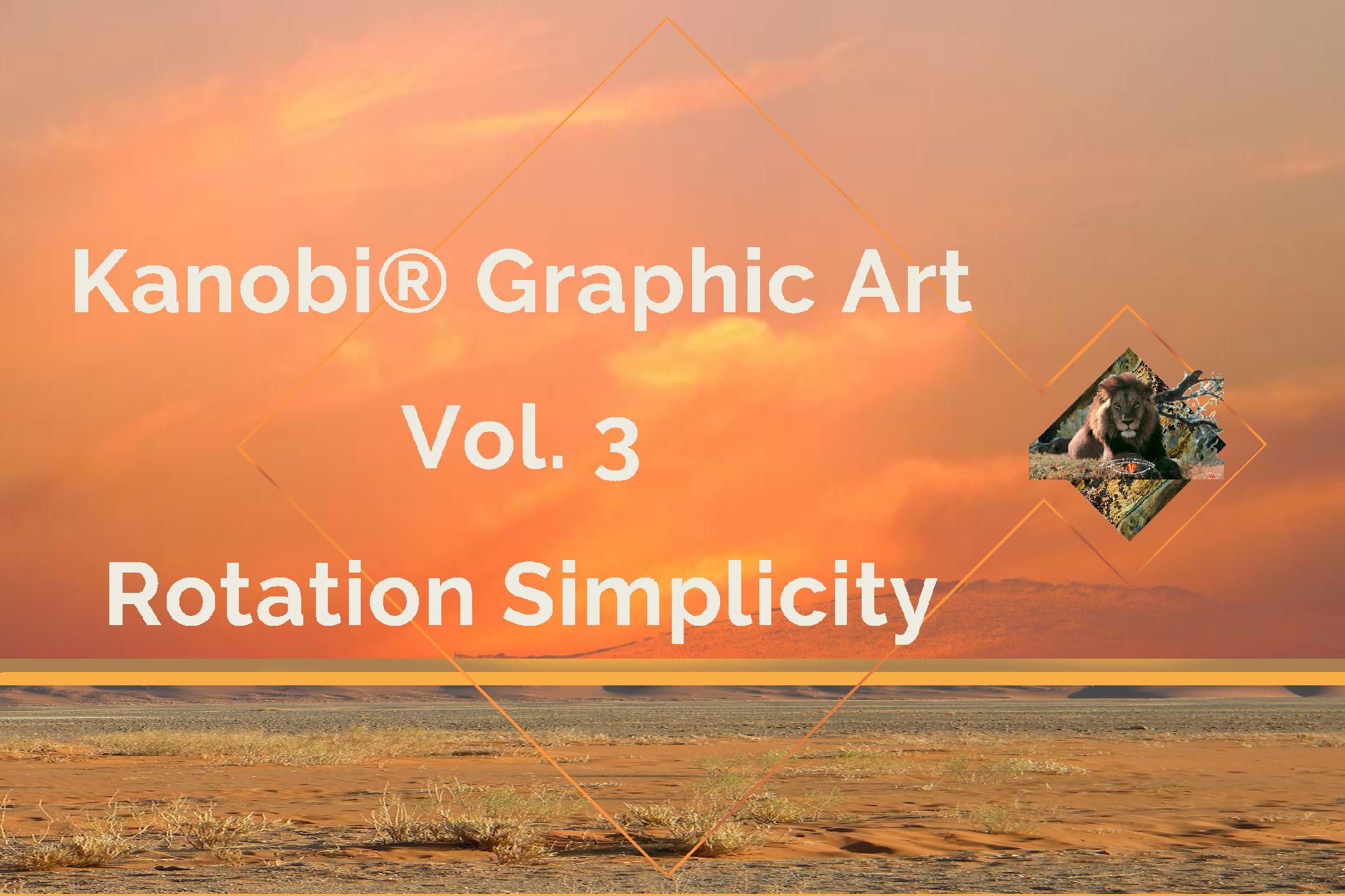 Rotation Simplicity Vol. 3