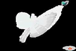 Bark Graphics - 3D Logo's as background on birgittevolkert.dk