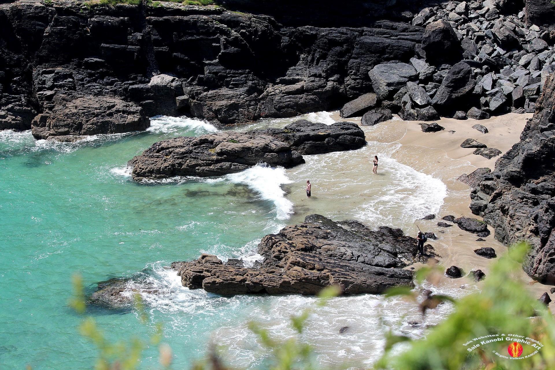 Housel Bay Beach 12