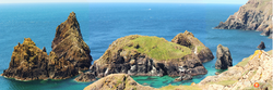 Kynance Cove UK 2014 more pictures in one.