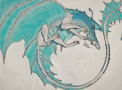 The Sea Dragoness