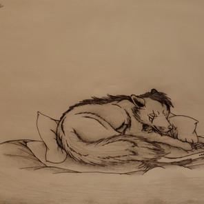 Snuggle Monster~