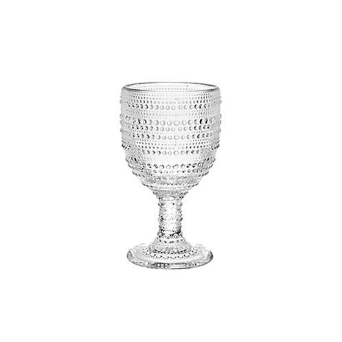 Jogo de 6 Taças para água cristal REF 3829