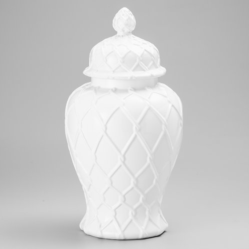 Potiche Losan de cerâmica REF 3381