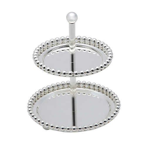 Porta doces Balls Silver Plated REF 3754