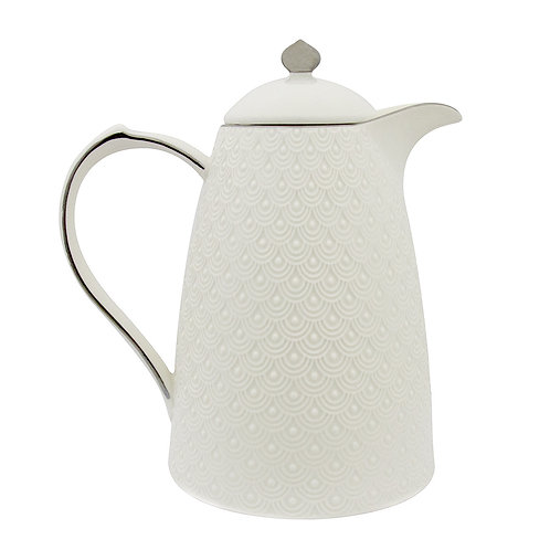 Garrafa Térmica Porcelana Baronesa