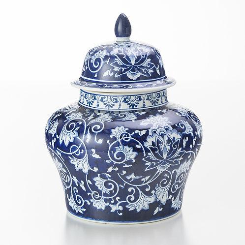 Potiche Blue and White REF 3447