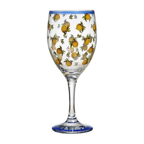 Taça de água vidro