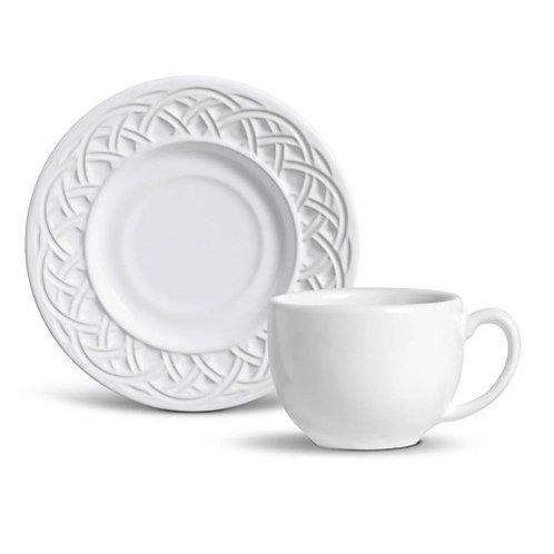 Xícara de Chá Cestino (6 unidades)