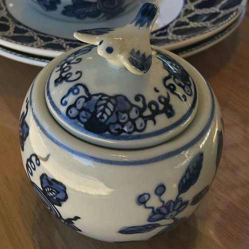 Pote de Porcelana Dinastia Ming (10,5cm)