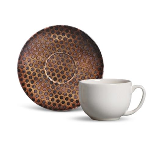 Xícara de Chá Grid (6 unidades)