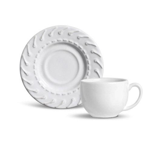 Xícara de Chá Cordonê (6 unidades)