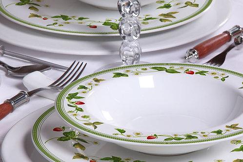Aparelho de Jantar - Fraise (30 peças)