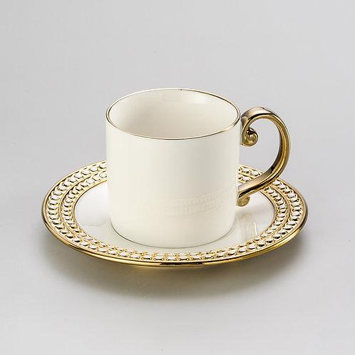 Xícara de Chá Chame de porcelana (6 Peças)