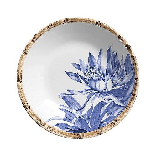 Bowl Abacaxi Azul Royale (6 unidades)