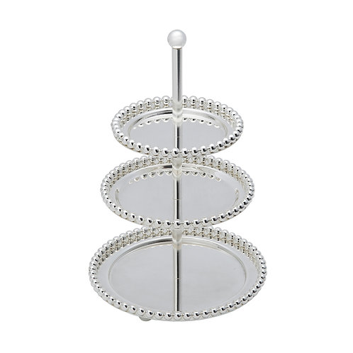 Porta doces Balls Silver Plated REF 3755