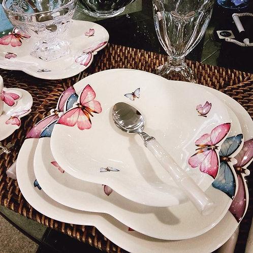 Butterfly - Aparelho de Jantar (42 Peças)