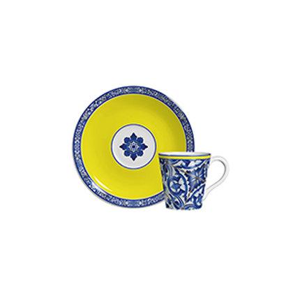 Xícara de Café c/p Cascais (6 Peças)