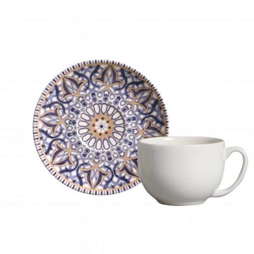 Xícara de Chá Adana (6 unidades)