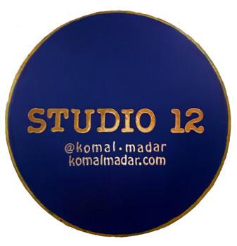 Studio 12 Plaque