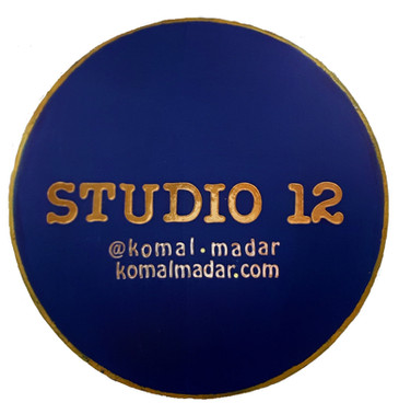 Studio 12 Plaque