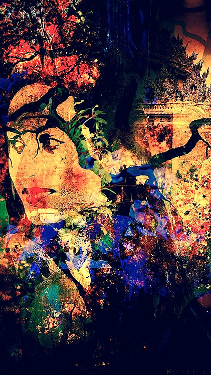 The Artist through his Gaze (2)