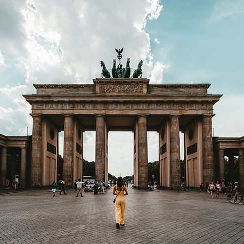 A Staycation in Berlin: Re-discovering our city