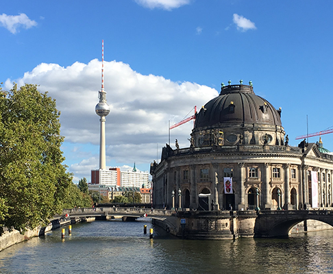 How Berlin became our capital