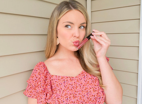 Creating My Own Lip Gloss with Maven Beauty PA
