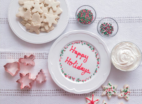My Easy Holiday Sugar Cookie Recipe