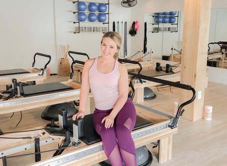 Sculpt & Tone at Harrisburg's Newest Pilates Studio