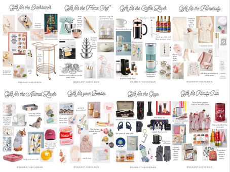 Rose Colored Living 2020 Holiday Gift Guide