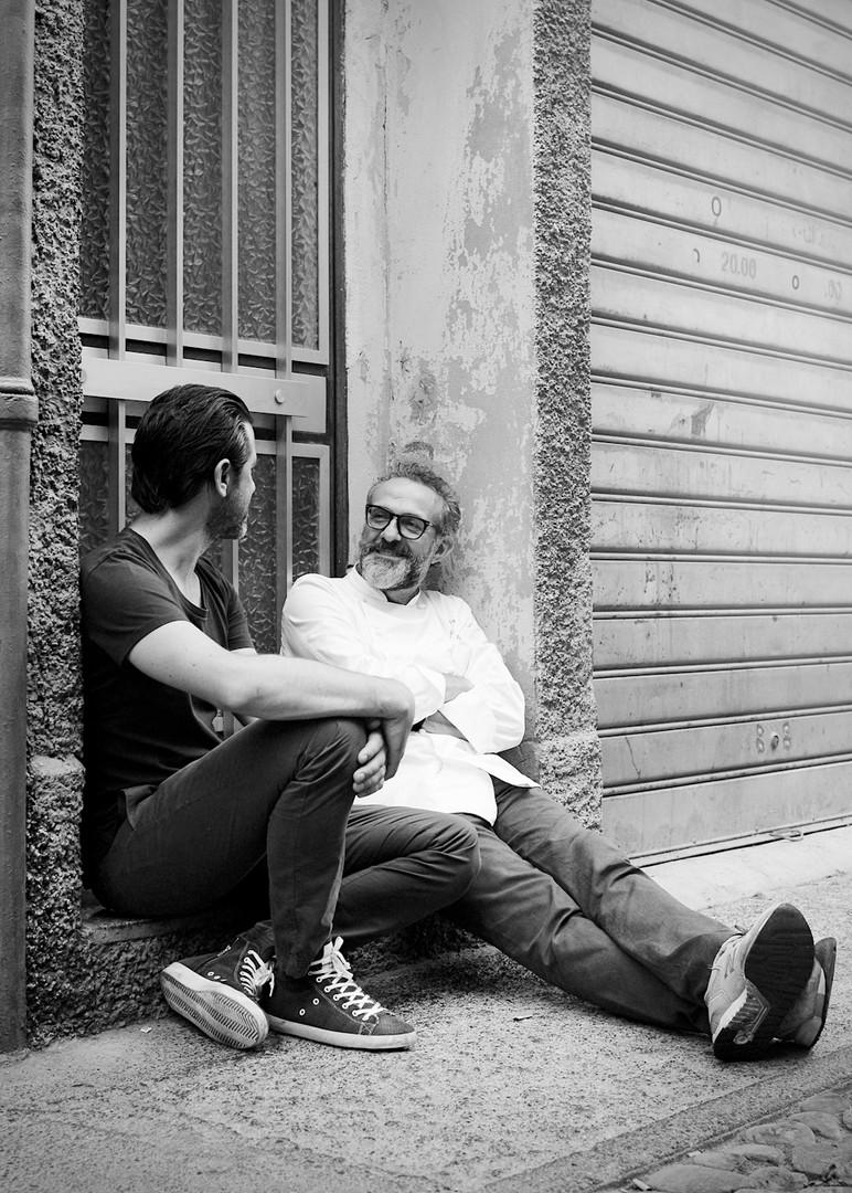Andreas Caminada & Massimo Bottura