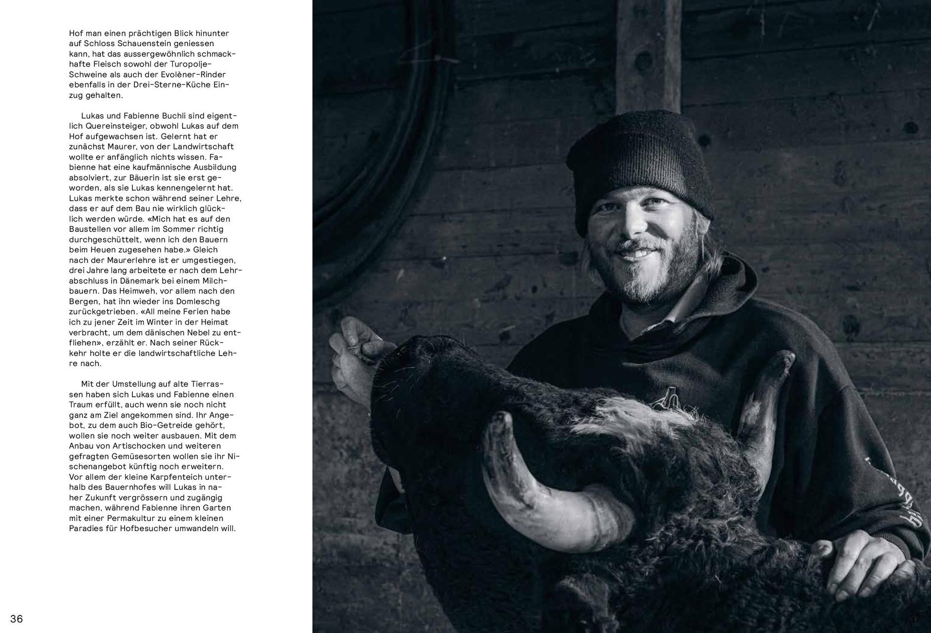 "Caminada Magazin ""Documenta"""