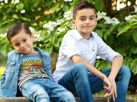 Noah and Gray