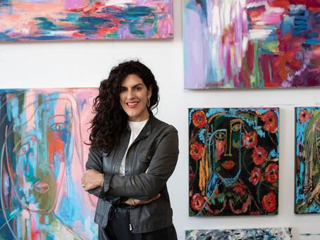 Monica Shulman - Artist