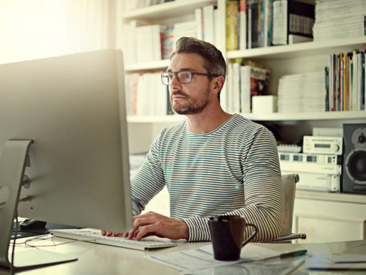 What is the MOST COMMON misconception about working from home?