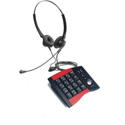 Deluxe Binaural Call Center Headset