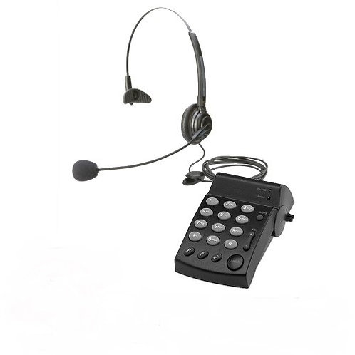 Monaural Call Center Headset