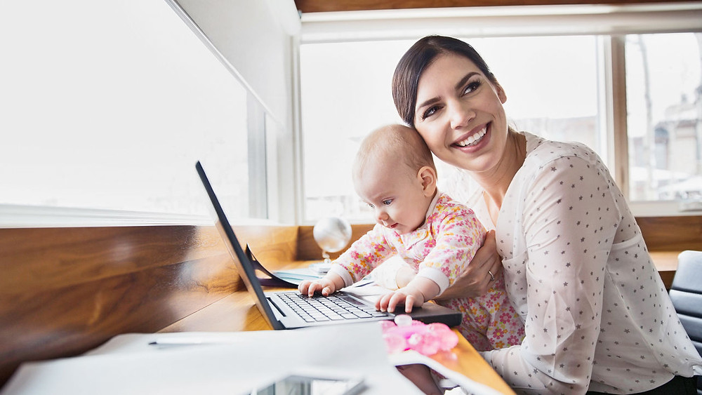 Having the ability to work from home is being VIRTUALLY FREE!